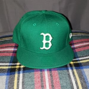 Other - BOSTON Red Sox fitted Cap 7 1/2